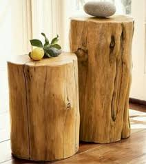 tree trunk end table tree stump end table marvelous with additional designing home
