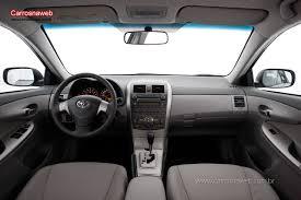 Extreme Toyota Corolla XEi 2.0 AT 2011 - Ficha Técnica, Especificações  &DM21