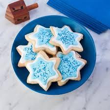 chanukah cookies iced hanukkah sugar cookies gluten free