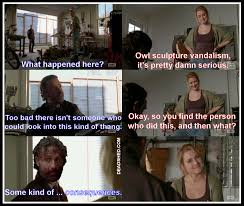 Walking Dead Memes Season 5 - deadshed productions cookies and consequences edition the