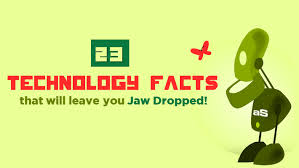 interesting unknown facts about technology archives