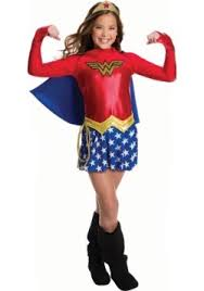 Wonder Woman Costume Wonder Woman Costumes Halloweencostumes Com