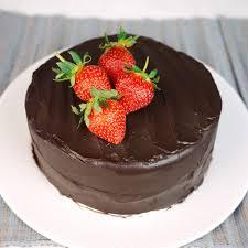 chocolate fudge cake crustabakes
