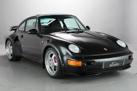 porsche 911 for sale in usa 1994 porsche 964 911 turbo 3 6 s flachbau up for sale