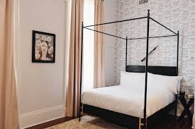 canopy bed king size rogue engineer regarding modern house frame
