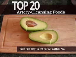 top 20 artery cleansing foods gardening pinterest food and