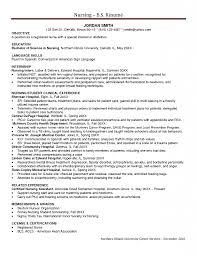 Resume For College Template Resume Objective Examples Nursing Student Resume Ixiplay Free
