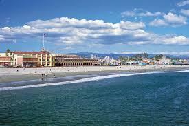 weekend escape to santa cruz california