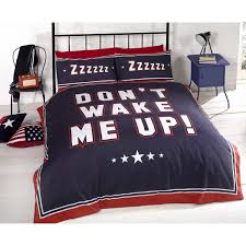 British Flag Bedding Rock N Roll Funky Union Jack British Uk Blue Red White Double