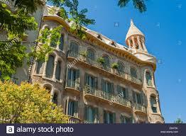 exterior casa sayrach the last modernist house in barcelona built