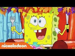 spongebob squarepants thanksgiving turkey nick