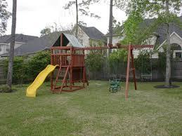 triton diy wood fort swingset plans jack u0027s backyard