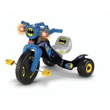 fisher price lights and sounds trike big wheel tricycle