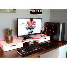 Desk For Gaming Setup by Minimalsetups U201c Source U Fxformat Follow Minimal Setups On