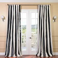 Red White Striped Curtains White And Black Curtains U2013 Teawing Co