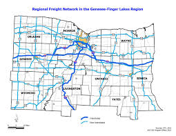Finger Lakes New York Map by Map Center Www Gtcmpo Org