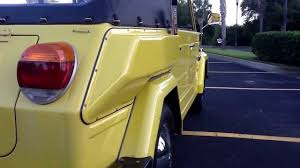 vw kubelwagen for sale time capsule 1974 vw type 181 thing for sale call or text 843 360