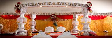 Indian Wedding Chairs For Bride And Groom Banquet Chairs On Hire Dinning Tables Hire Rk Suppliers