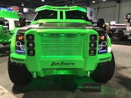 photos the coolest trucks and a few cars from sema 2015 in one