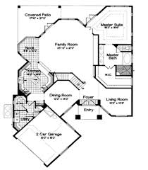 2800 square foot house plans contemporary house plan with 3 bedrooms and 2 5 baths plan 4098
