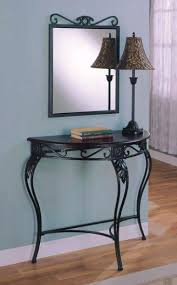 console table and mirror set mirror and table for foyer foyer console table and mirror set foyer
