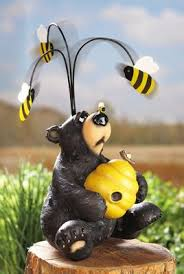 Bee Garden Decor 46 Best Bees Images On Pinterest Bees Knees Bumble Bees And Bee