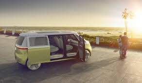 volkswagen van 2017 the awesomely retro volkswagen bus is officially headed to