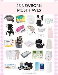 newborn essentials newborn essentials 23 items that helped us crush month 1 of