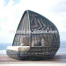 Outdoor Wicker Daybed Wonderful Cocoon Daybed Ideas Best Ideas Exterior Oneconf Us
