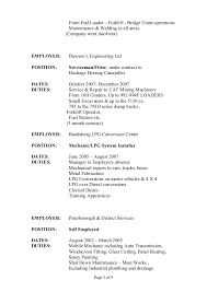 Forklift Resume Sample Compare Contrast Two Animals Essays Apa Book Report Format Sample