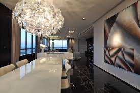 Contemporary Crystal Dining Room Chandel Crystal Dining Room - Contemporary crystal dining room chandeliers