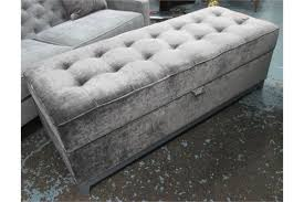 amazing grey ottoman storage box decoration in ottoman storage box