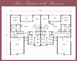 floor plans with basement 3 bedroom house plans basement fresh basement bedrooms 3 bedroom 2
