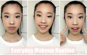13 year old everyday makeup routine fl fashion