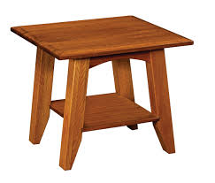 Amish End Tables by End Tables U2013 Amish Custom Furniture