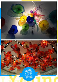 wall hanging picture for home decoration fantastic murano glass flower plates wall hanging light art for