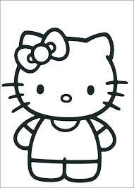 coloring pages for birthdays printables hello kitty printable coloring page free printable coloring pages