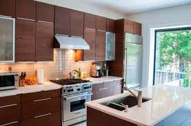 wonderful astounding ultra modern long range hood style kitchen