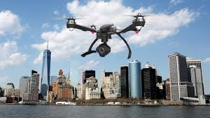 Eye Over New York Hd Desktop Wallpaper Widescreen High by Awesome Drones And Quadcopters Wallpapers Eyeondrones Com