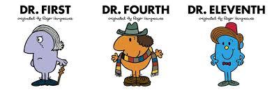 men release series doctor themed books