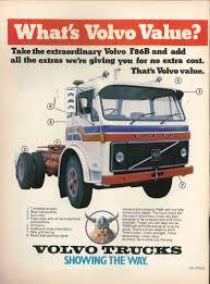 volvo trucks history f86