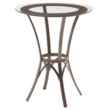 glass pub table and chairs kai glass bar table by amisco collectic home