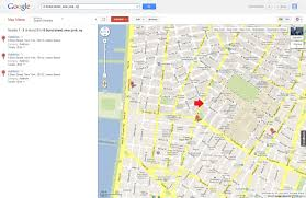 Nyu Map Mind The Rant Ok Google Maps Map Maker And All Those 6 Bond