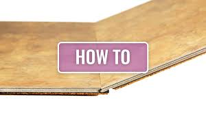 how to install vinyl plank flooring tongue and groove