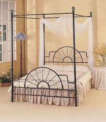 Black Queen Bed Frame And Headboard Black Queen Beds Neo Classic - Black canopy bedroom sets queen