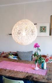 do this for the old light in bedroom crafty stuff pinterest
