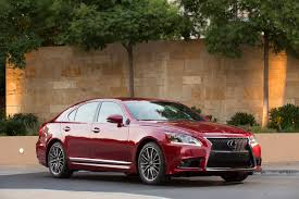 lexus ls 2013 2013 lexus ls sedan models priced