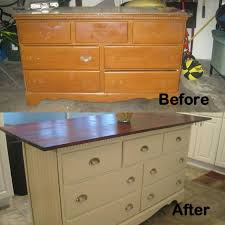 do it yourself kitchen island kitchen diy kitchen island from dresser diy kitchen island from