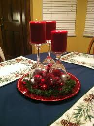 christmas decor for center table simple christmas decoration ideas for my pinterest friends