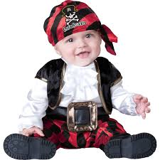 Cap U0027n Stinker Pirate Infant Toddler Costume Buycostumes Com